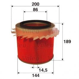 Vzduchový filtr 585638