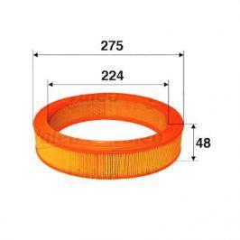 Vzduchový filtr 585657