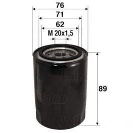 Olejový filtr 586000