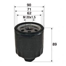 Olejový filtr 586004