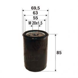 Olejový filtr 586021