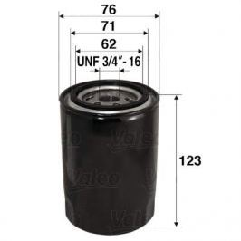 Olejový filtr 586038