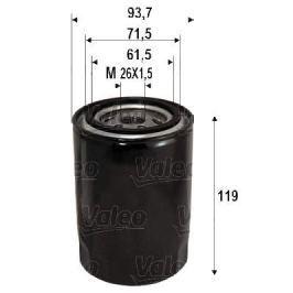 Olejový filtr 586090