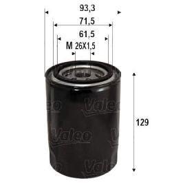 Olejový filtr 586095