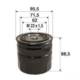Olejový filtr 586097