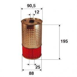 Olejový filtr 586546