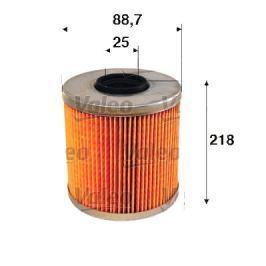 Olejový filtr 586586