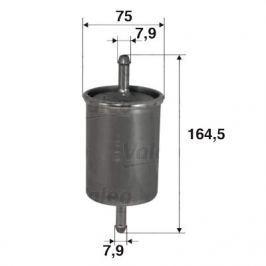 palivovy filtr 587016