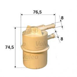 palivovy filtr 587050