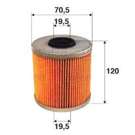palivovy filtr 587913