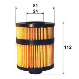 palivovy filtr 587928