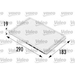 Valeo Service Filtr, vzduch v interiéru 698149