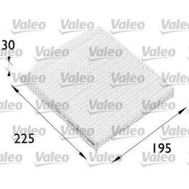Valeo Service filtr kabinový - VALEO COMFORT VA 698512