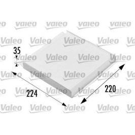 Valeo Service filtr kabinový - VALEO COMFORT VA 698657