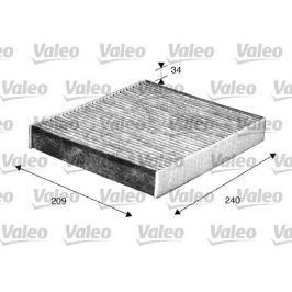 Valeo Service filtr kabinový - uhlíkový VALEO PROTECT VA 698883