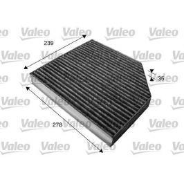 Valeo Service filtr kabinový - uhlíkový VALEO PROTECT VA 715580