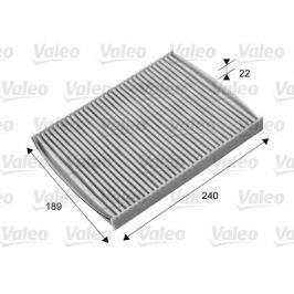 Valeo Service filtr kabinový - uhlíkový VALEO PROTECT VA 715661