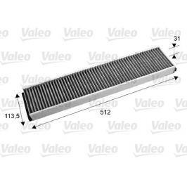 Valeo Service filtr kabinový - uhlíkový VALEO PROTECT VA 715674