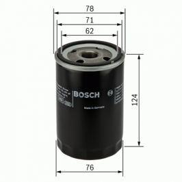 Olejový filtr BOSCH BO 0451103105 0 451 103 105 BOSC