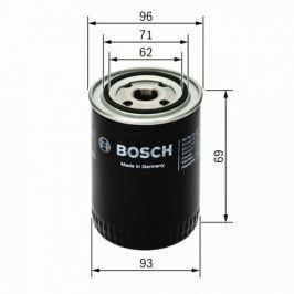 Olejový filtr Robert Bosch GmbH 0 451 103 274 BOSC