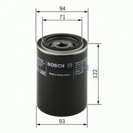 Olejový filtr BOSCH BO 0451103357