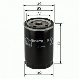 Olejový filtr BOSCH BO 0986452030 0 986 452 030 BOSC