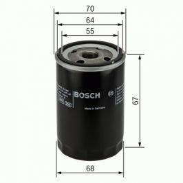 Olejový filtr BOSCH BO 0986452061 0 986 452 061 BOSC