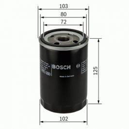 Olejový filtr BOSCH BO 0986452062 0 986 452 062 BOSC