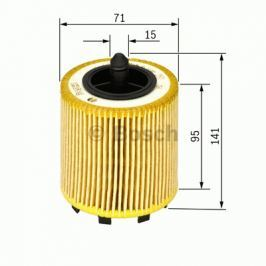 Olejový filtr BOSCH BO 1457429192