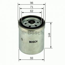palivovy filtr Robert Bosch GmbH 1 457 434 407 BOSC