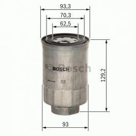 Palivový filtr BOSCH BO 1457434438