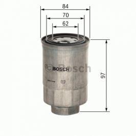 Palivový filtr BOSCH BO 1457434443