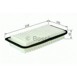 Vzduchový filtr BOSCH BO 1987429187 1 987 429 187 BOSC