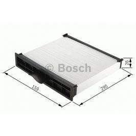 Robert Bosch GmbH Kabinový filtr BOSCH BO 1987432002