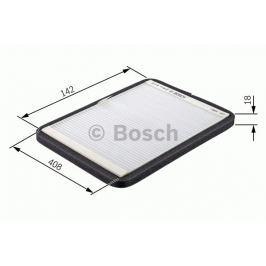 Robert Bosch GmbH Kabinový filtr BOSCH BO 1987432010 1 987 432 010 BOSC