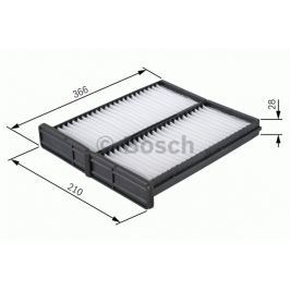 Robert Bosch GmbH Kabinový filtr BOSCH BO 1987432044 1 987 432 044 BOSC