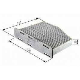 Robert Bosch GmbH Kabinový filtr BOSCH BO 1987432064 1 987 432 064 BOSC