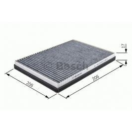 Robert Bosch GmbH Kabinový filtr BOSCH BO 1987432085