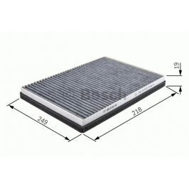 Robert Bosch GmbH Kabinový filtr BOSCH BO 1987432089