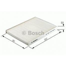 Robert Bosch GmbH Kabinový filtr s aktivním uhlím BOSCH BO 1987432422