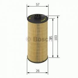 Olejový filtr BOSCH BO F026407006