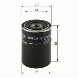 Olejový filtr BOSCH BO F026407025 F 026 407 025 BOSC