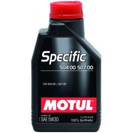 Motul 5W-30 Specific 504.00-507.00 5W-30 1L