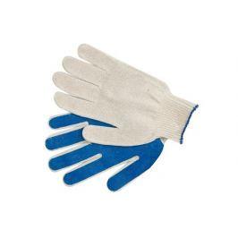 Vorel Rukavice pracovní bavlněné modro-bílé vel. 8