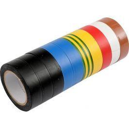 Vorel Páska PVC 19 x 0,13 mm x 20 m 10 ks barevné