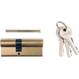 Vorel Vložka zámku 87 x 36 x 51 mm mosaz 3 klíče