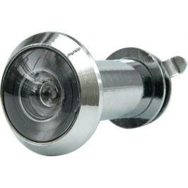 Vorel Kukátko do dveří 35 - 50 mm 200° stříbrné
