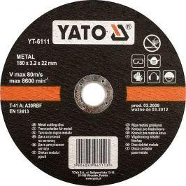 Yato Kotouč na kov 115 x 22 x 1,2 mm