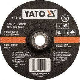 Yato Kotouč na kámen 125 x 22 x 1,5 mm