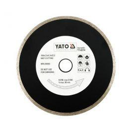 Yato Kotouč diamantový 180 x 22,2 x 2,5 mm hladký